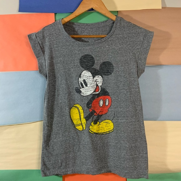 Disney Mickey Mouse Print Tank Top size S